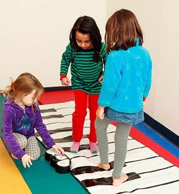 WRTS Edwardsville/ Sensory Toys/ Friends