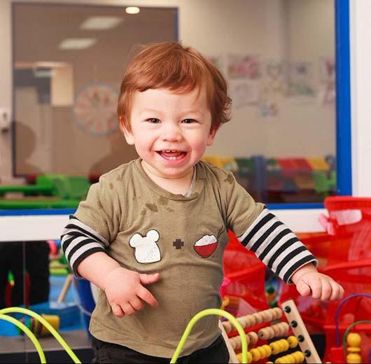 WRTS Edwardsville/ Gym for All Kids/ Happy Boy
