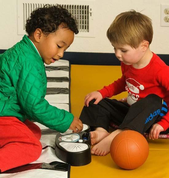 WRTS Edwardsville/ Sensory Toys/ Friends/ Gym for All Kids