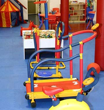WRTS Edwardsville/ Sensory Safe Equipment/ Gym for All Kids