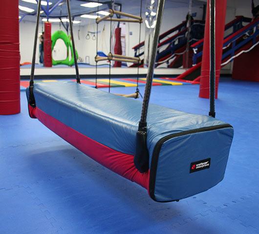 WRTS Edwardsville/ Sensory Safe Equipment/ Bolster Swing