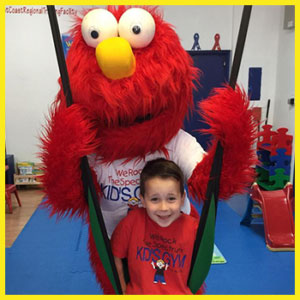 WRTS Edwardsville/ Special Events/ Character/ Elmo