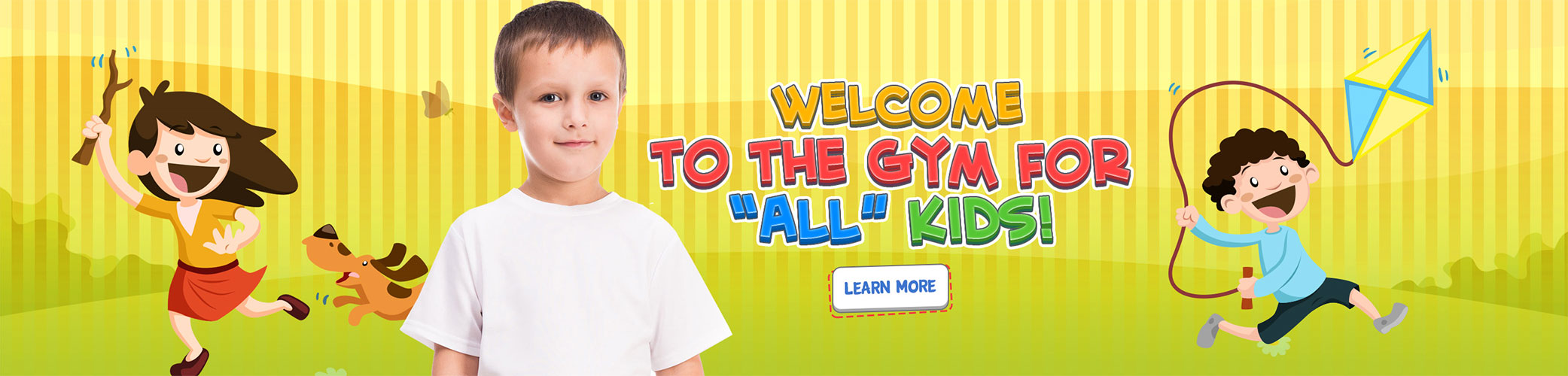 Kids Gym Indoor Playground