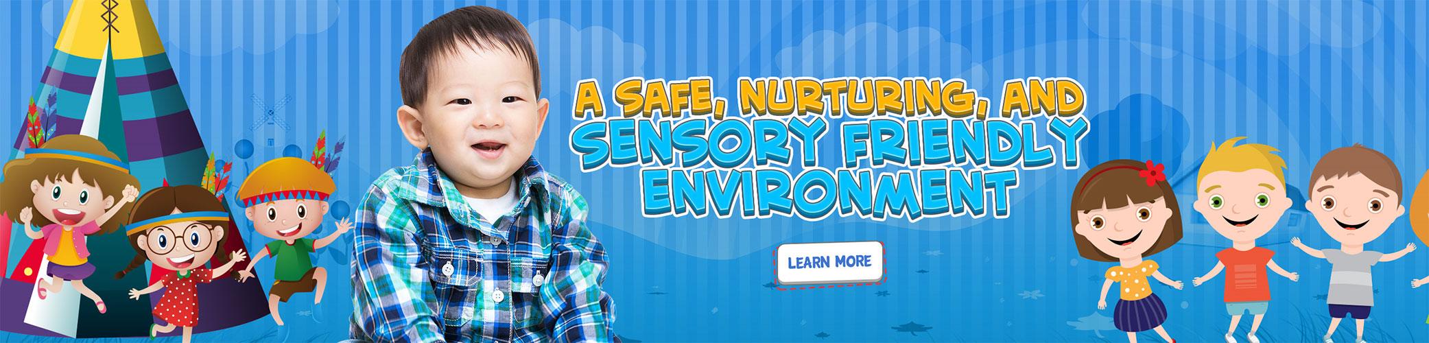WRTS Edwardsville/ Safe and Nurturing/ Sensory Friendly Environment