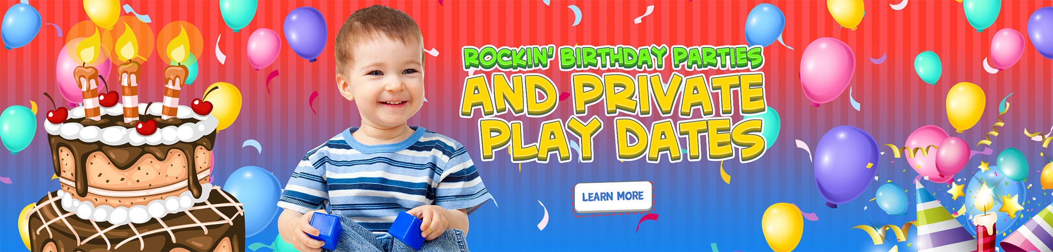 WRTS Edwardsville/ Celebrations/ Private Play Dates/ Birthday Parties